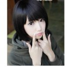 Free Shipping high quality Guarantee100% Hot-sales brand new  wig W032 Short hair bobo