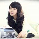 Free Shipping high quality Guarantee100% Hot-sales brand new  wig W060 Qi Liu curls