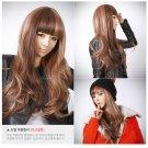 Free Shipping high quality Guarantee100% Hot-sales brand new  wig W062 Qi Liu curly wig
