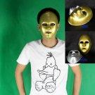 Free Shipping High Quality Guarantee100% A++++++ Hip-hop Dance Mask Carnival Night015