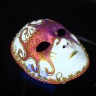 Free Shipping High Quality Guarantee100% A++++++The God of Music Painted Mask (Women)024