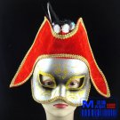 Free Shipping High Quality Guarantee100% A++++++, Party Mask Painted Mask,036