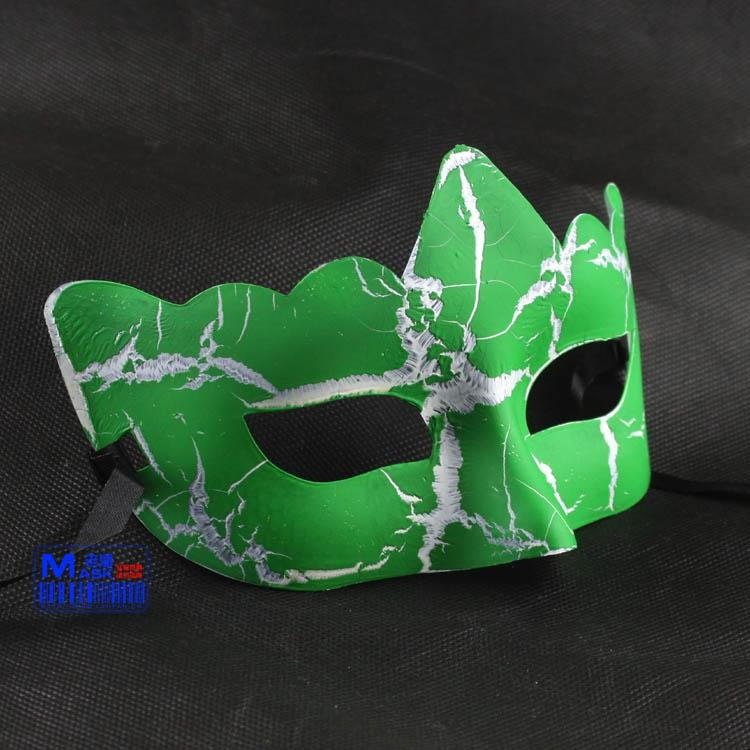 Free Shipping High Quality Guarantee100% A++++++New Small Wave Dance Mask Crack Tip044