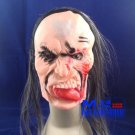 Free Shipping High Quality Guarantee100% A++++++Funny Halloween. Horror mask grimace mask065