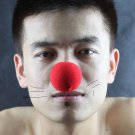 Free Shipping High Quality Guarantee100% A++++++Party supplies funny toys sponge clown nose075
