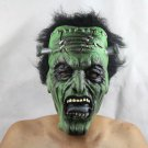 Free Shipping High Quality Guarantee100% A++++++Halloween zombie variant green face mask076