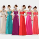 Halter Sequins A-Line Long Evening Dress Party Fashion Hot&Sexy