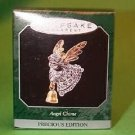 Hallmark 1998 Angel Chime Precious Edition Miniature Ornament
