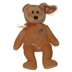 Dearest the Mother's Day Bear Ty Beanie Baby Retired