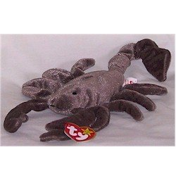 Stinger the Scorpion Ty Beanie Baby Retired
