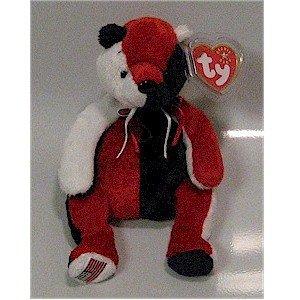 Patriot the Bear Ty Beanie Baby Retired USA
