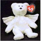 Herald the Angel Bear Ty Beanie Baby Retired Christmas