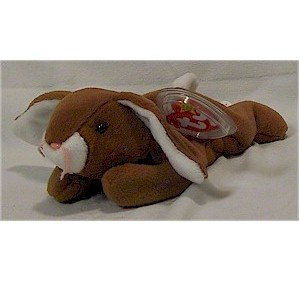 Ears the Bunny Ty Beanie Baby Easter Retired