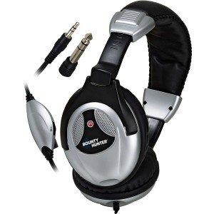Bounty Hunter-Metal Detector Headphones