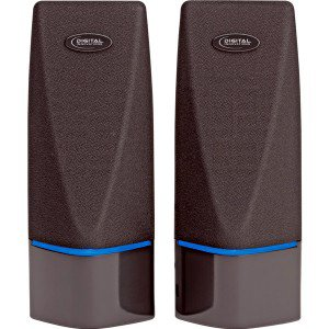 Digital Innovations-AcoustiX 2.0 Stereo Speakers