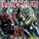 Iron Maiden-The Number of the Beast