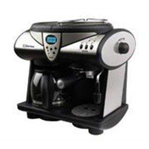 Emerson-Programmable Coffee, Espresso, and Cappuccino Maker
