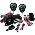 Avital- 3-Channel Car Alarm with 2 Remotes and Keyless Entry