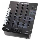 Pyle-10'' 3-Channel Professional Mixer with USB