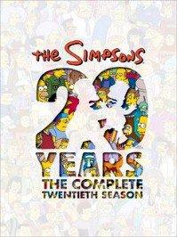 The Simpsons: The Complete Twentieth Season