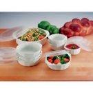 LaCuisine-18pc Microwave Cookware Set
