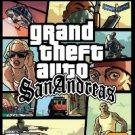 Grand Theft Auto: San Andreas-PS2
