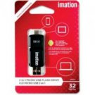Imation-32GB 2in1 Micro USB Flash Drive