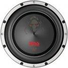 "Boss-Phantom Series Dual Voice-Coil Subwoofer with Die-Cast Aluminum Basket (12"")"