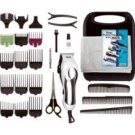 Wahl-Corded Chrome Pro 27-Piece Haircut Kit