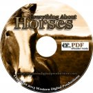 200+ eBooks All About Show Horse Training Riding Breeding Care Manuals
