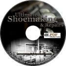 50+ eBooks Shoe Pattern Making Repair Rubber Leather Tanning