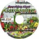300+ eBooks Fruit Trees Vegetable Herb Garden Landscaping Ponds