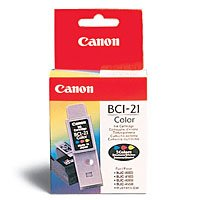 Canon BCI-21 Ink Cartridge - Color