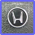 Honda CRX Center Cap Set of (4) Wheel Covers