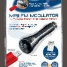 VR3 MP3 PLAYER FM MODULATOR TRANSMITTER VRFM7 FITS IPOD NEW