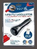VR3 MP3 PLAYER FM MODULATOR TRANSMITTER VRFM7 FITS IPOD NEW