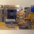 Asus V3800M nVidia TNT2 32MB M64 AGP 4X Video Card