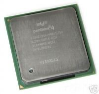 Intel Pentium P4 SL59V 1.5GHZ 400MHZ Socket 478-Pin CPU Pentium with Heat sink and Fan
