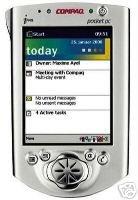 COMPAQ IPAQ 3635 32MB POCKET PC HANDHELD PDA