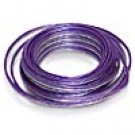 Scosche Platinum Series Speaker Wire in Purple, KS1840P