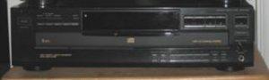 Sony 5-Disc Changer Model CDP-C335