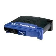 Linksys EtherFast Cable/DSL Router with 4-Port Switch BEFSR41 Router - EN
