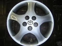 TOYOTA COROLLA CE 2005 2006 2007 2008 HUBCAP WHEEL COVER 42621-AB100  61134
