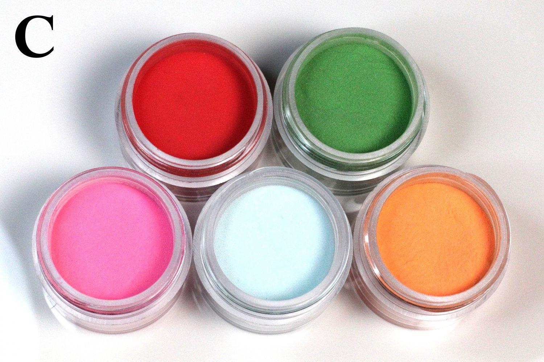 Colore Acrylic Set C baggies