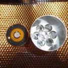 cohiba travel humidor in brushed aluminum