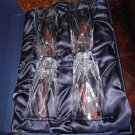 Faberge Crystal Glasses set of 4 NIB