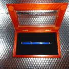 Rollerball S.T.Dupont Fidelio blue navy chrome  plated - 5180048