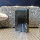 Dupont James Bond 007 Ltd  PVD Black Gatsby  Lighter without original box new