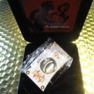 Prometheus  Fuente Forbidden X White & Gold  cigar cutter  in the original box