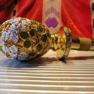 Faberge  Cornation  Bottle Stopper new  without the  orginal box